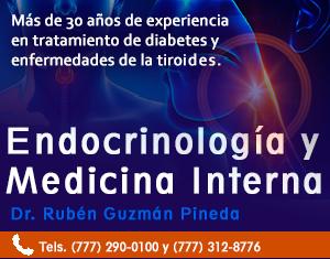 Diagnóstico, tratamiento y prevenciónde diabetes mellitus y de sus complicaciones. TORRE MÉDICA CUERNAVACA Priv. del Carmen No.9 Col. Las Palmas  Cuernavaca, Mor.