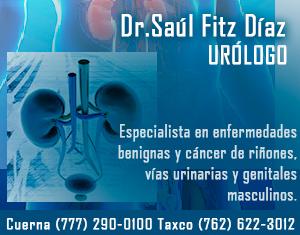 Atención en Cuernavaca y Taxco.20% de DESCUENTO en  tu primera consulta,y en caso de requerir cirugía,  se dará el 10% de DESCUENTO.