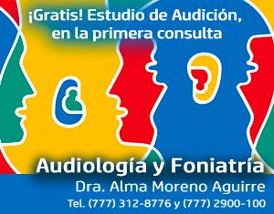Problemas de audición, de equilibrio (vértigo), voz, habla, lenguaje y deglución,  en niños y adultos. Priv. del Carmen No.9 Col. Las Palmas Cuernavaca, Mor.
